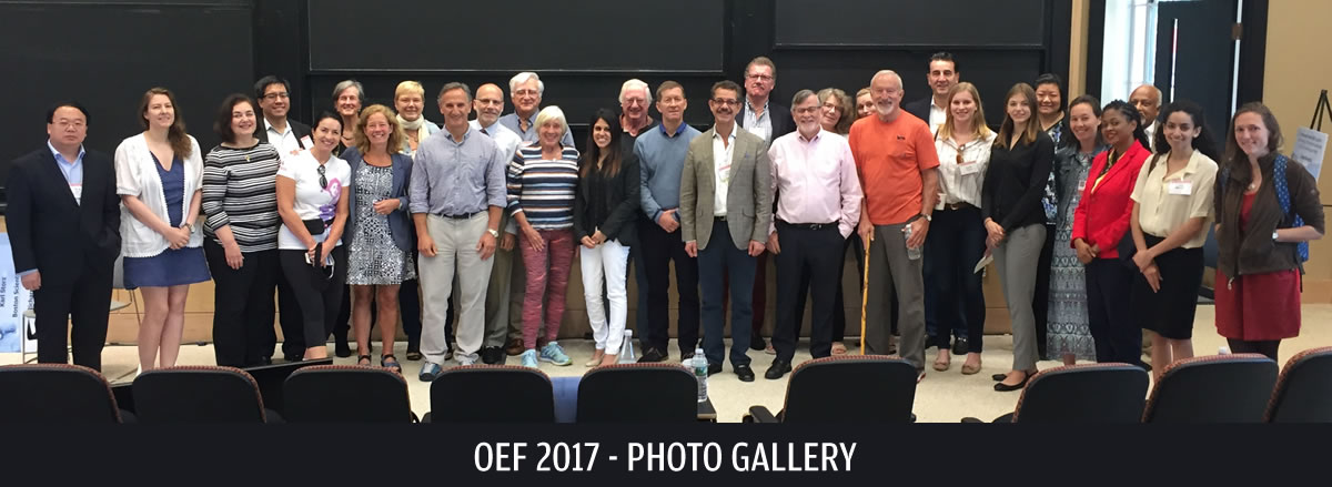 Third Annual Open Endoscopy Forum OEF - Photo Gallery